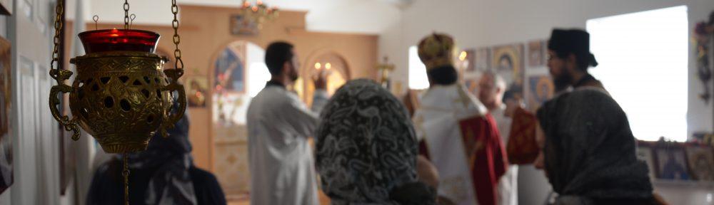 Saint John of Kronstadt Orthodox Church in Bunnell Florida